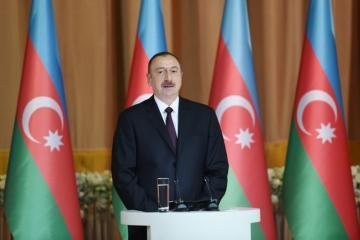 President of Uzbekistan congratulates President Ilham Aliyev