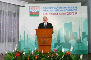Президент Азербайджана: Я регулярно, непрерывно занимаюсь спортом