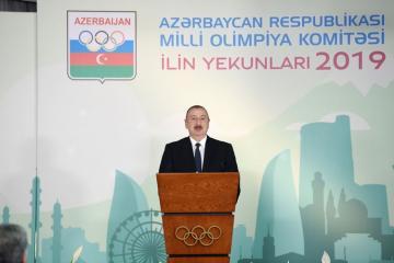 Президент Азербайджана: Соревнования «Формула-1» приносят нашей стране огромную пользу