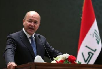 Iraqi President refuses to designate new PM rejected by protesters, willing to resign