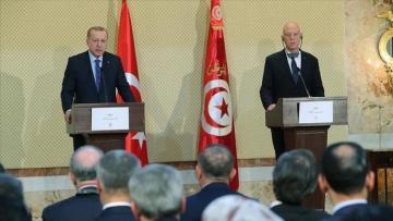 """Erdogan: """"Tunisia will help stability efforts in Libya"""""""