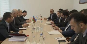 Iran and Azerbaijan to establish joint industrial camps