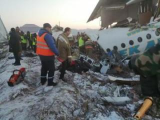 At least 15 people killed in plane crash in Kazakhstan - [color=red]UPDATED-1[/color] - [color=red]PHOTO[/color]