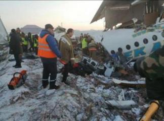 В Казахстане разбился пассажирский самолет, 14 погибших, 35 раненых - [color=red]ОБНОВЛЕНО[/color] - [color=red]ФОТО[/color]