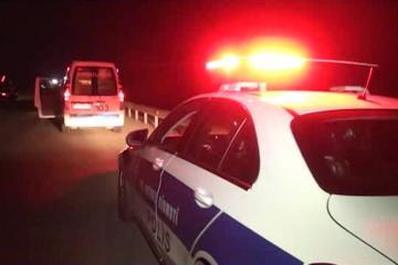 Kürdəmirdə iki yük maşını toqquşub, sürücülərdən biri ölüb