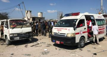 More than ninety people killed in car bomb blast in Somalia's capital