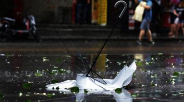 На Фиджи погиб студент в результате циклона