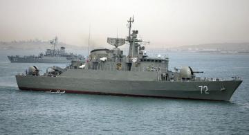 Any spying craft near Iran-Russia-China drills to be hit - Iran Deputy Army Chief
