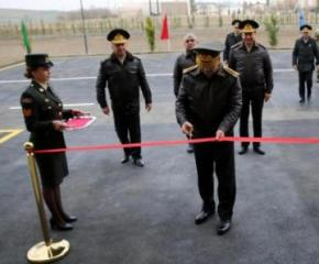 New facilities commissioned in military units in Azerbaijan