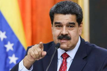 Николас Мадуро объявил президента Колумбии врагом Венесуэлы