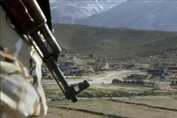 Hərbi bazaya edilən hücumda onlarla İraq döyüşçüsü öldürüldü