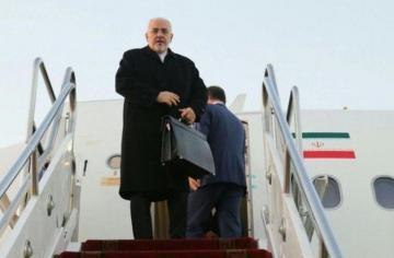İranın Xarici İşlər naziri Rusiyaya rəsmi səfər edib