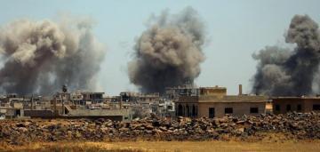 Десятки иракских ополченцев погибли при атаке у границы с Сирией