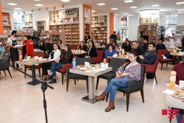 """""""LİBRAFF""""da media-tur keçirilib -  FOTO"""