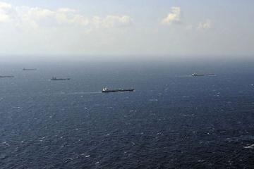 İran Hörmüz boğazı yaxınlığında tanker saxlayıb