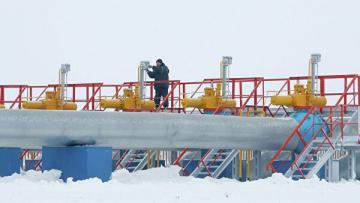 Россия и Украина подписали контракт на транзит газа