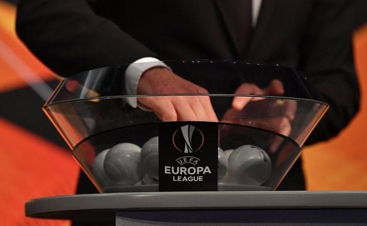 [b]UEFA Avropa Liqasının 1/8 final mərhələsinin püşkü atılıb[/b]