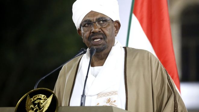 Sudan's Omar al-Bashir declares state of emergency