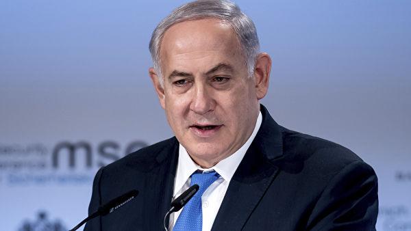 Нетаньяху: Будем действовать против Ирана в Сирии «сколько нужно»