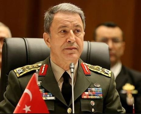"Turkish defense ministry: ""We'r fighting terrorists in Syria, not civilians"""