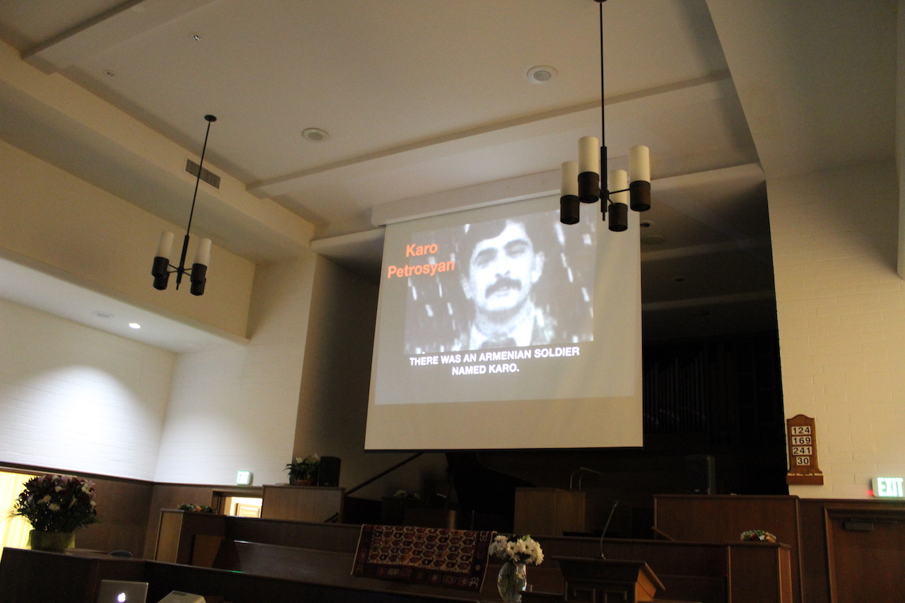Los Angeles Church hosts Khojaly Genocide Commemoration - [color=red]VİDEO[/color]