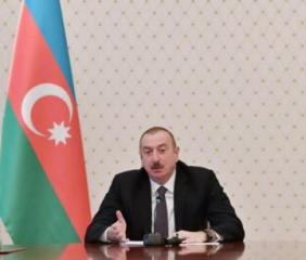 Azerbaijani President: The inflation fell to lowest level