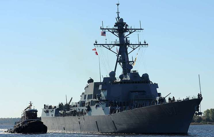 Russian Navy tracks US warship movements in Baltic Sea — Defense Ministry