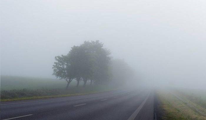 В некоторых местах будут дожди, туман