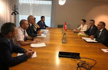 Minister: Switzerland invested USD 844 mln. in Azerbaijani Economy