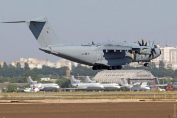 Военно-транспортные самолеты НАТО прибыли на учения в Одессу