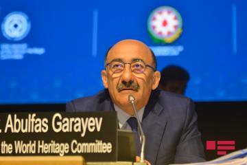 Абульфас Гараев: Включение Дворца шекинских ханов в список наследия ЮНЕСКО зависит от решения комитета