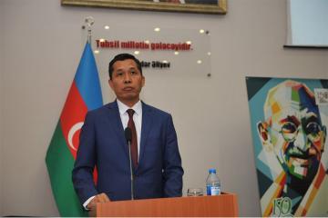 Посол: Азербайджано-индийские связи основываются на исторических узах