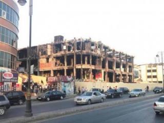 Торговый центр «Диглас» сносится
