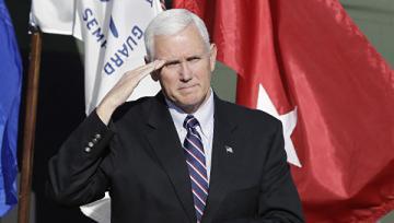 Вице-президент США экстренно возвращается в Вашингтон