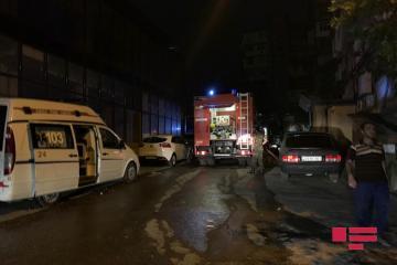 Создана комиссия по факту самосожжения жителя Мингячевира, один врач отстранен от работы