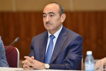 """Али Гасанов: """"Безопасность государства и национальные интересы должны быть превыше всего"""""""