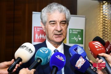Али Ахмедов: Нет никаких причин для проведения внеочередных парламентских выборов