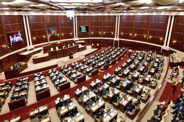 Каждый из депутатов перечислил в Фонд помощи ВC 500 манатов