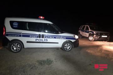 В поселке Новханы автомобиль сбил пешехода