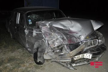 В ДТП в Сабирабаде пострадали шесть человек - [color=red]ФОТО[/color]
