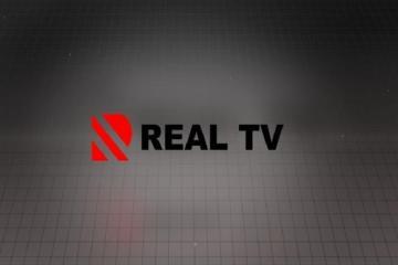 В вещании REAL TV возникнет перерыв
