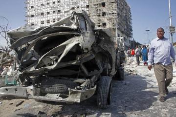 Əfqanıstanda partlayış törədilib, 12 nəfər ölüb