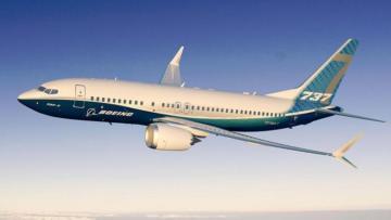 """""""Боинг"""" лишился контракта на поставку 30 самолетов 737 Max"""