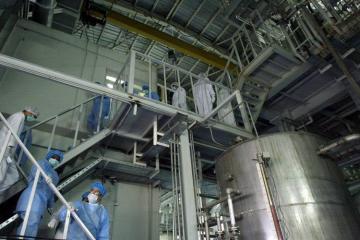 Иран приступил к обогащению урана выше уровня 3,67%