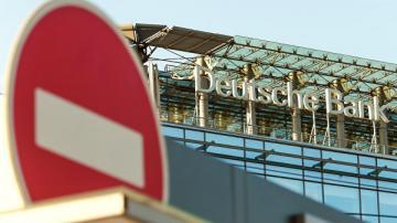 Крупнейший немецкий банк сократит около 18 тысяч сотрудников