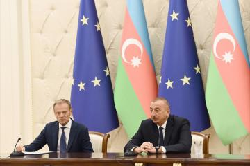 EC President: Azerbaijan has taken impressive steps to transform itself into a transport and logistics hub