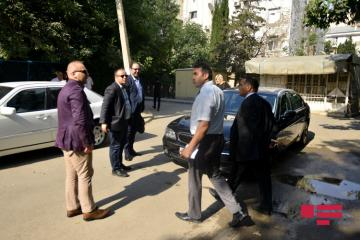 Council of Europe Commissioner for Human Rights meets with IDPs in Baku