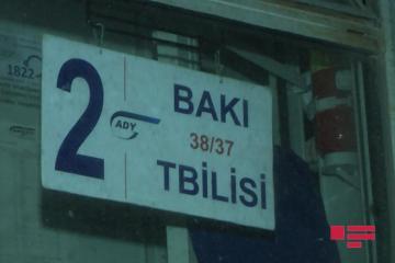 Bakı-Tbilisi qatarının hərəkətilə bağlı problem aradan qaldırıldı -[color=red]YENİLƏNİB-1[/color]