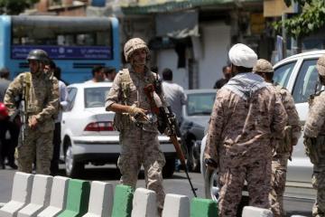 В Иране убиты трое военнослужащих КСИР