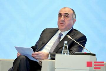 Azerbaijani FM: Liberation of our lands from occupation is main priority of our diplomatic efforts.